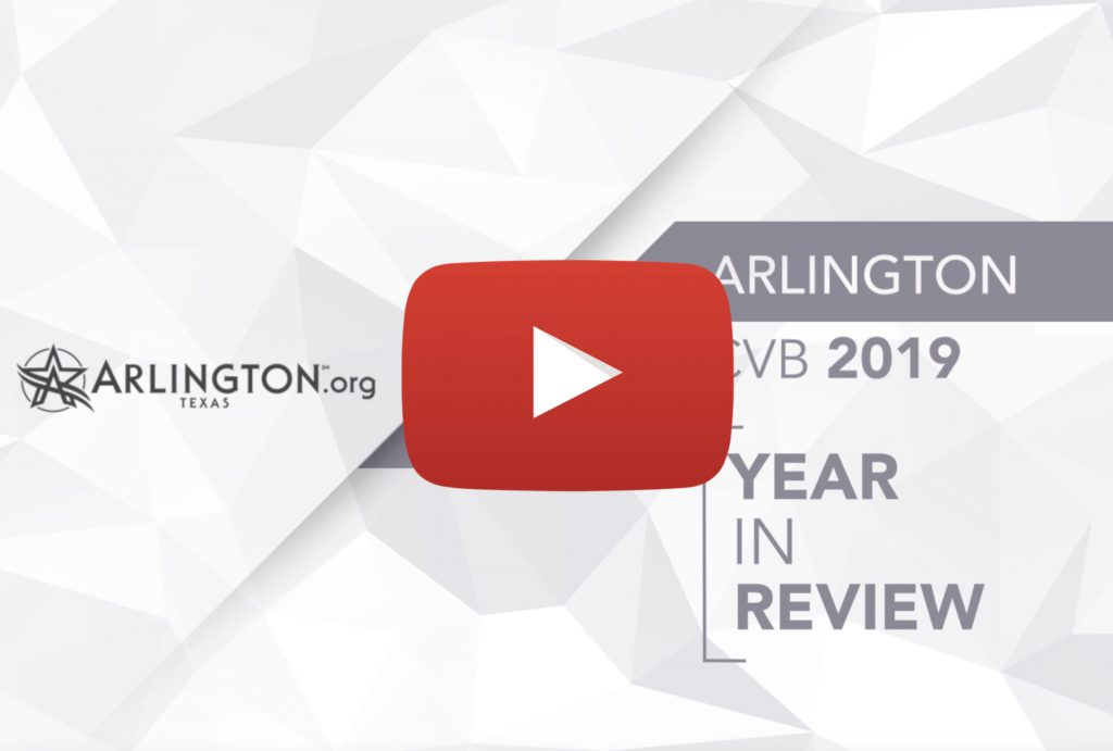 Arlington TX CVB Video